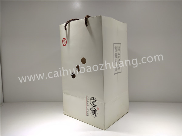 Caihui Packaging  Pager bags Costomized paper bags